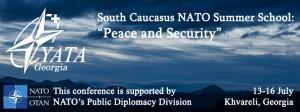NATO Summer School_YATA Georgia